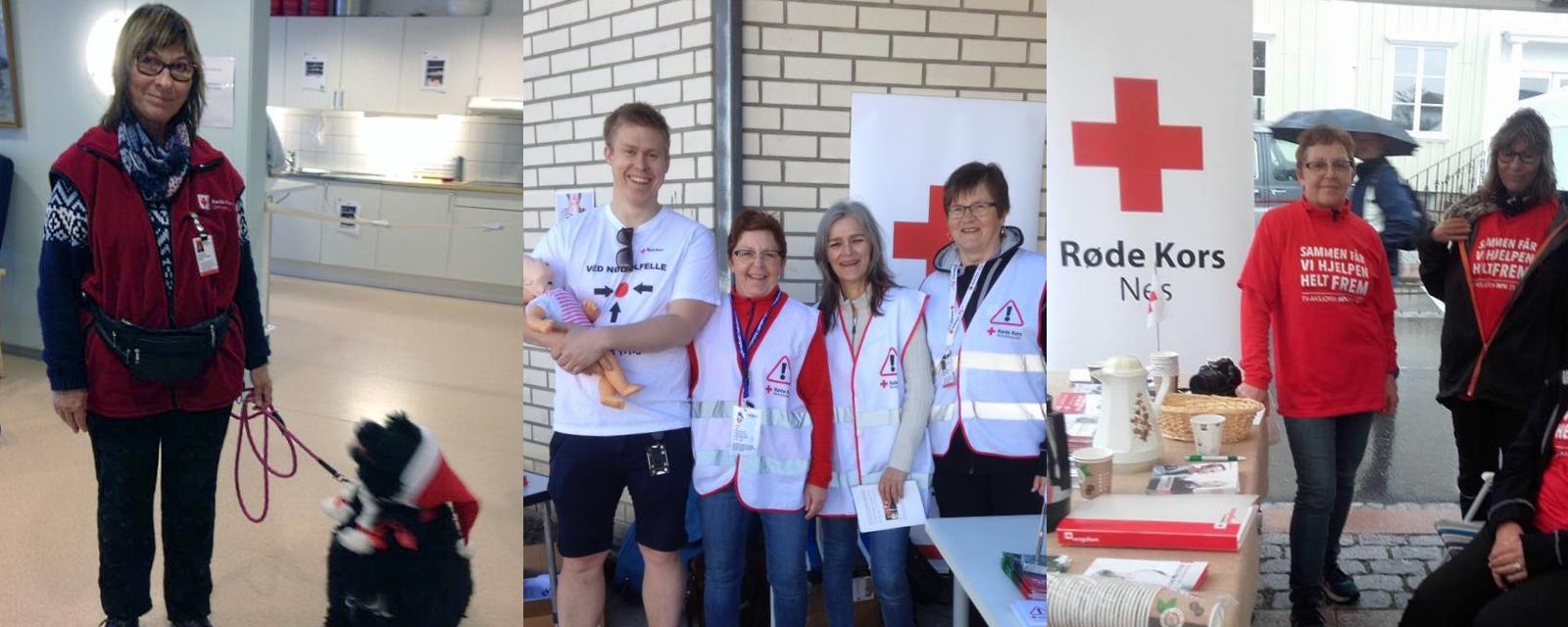 Nes Røde Kors Røde Kors