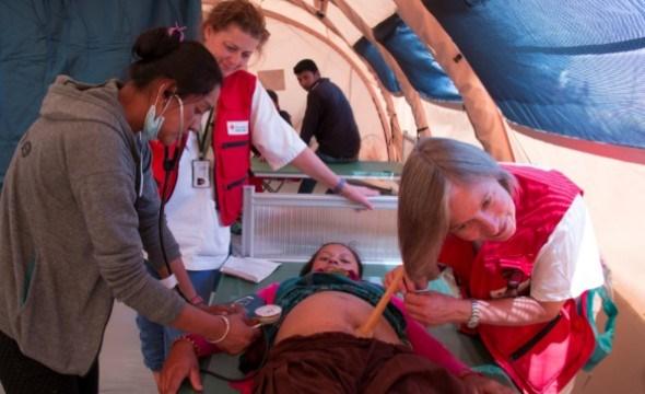 Røde Kors Jobb